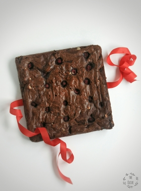 theolive, theolivecz, foodblog, food, blog, brownies, maliny, čokoláda, recept, recepty