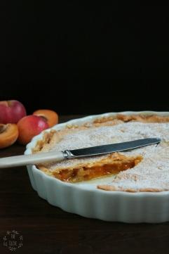 Meruňkový páj s vanilkou