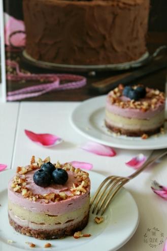Mini RAW dortíky