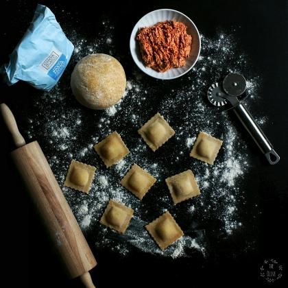 Italské ravioli
